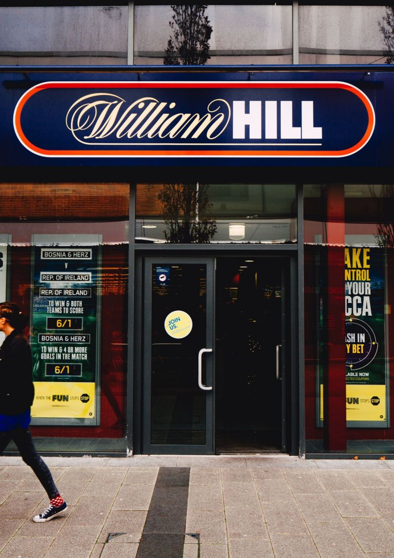 William Hill - Eden Square