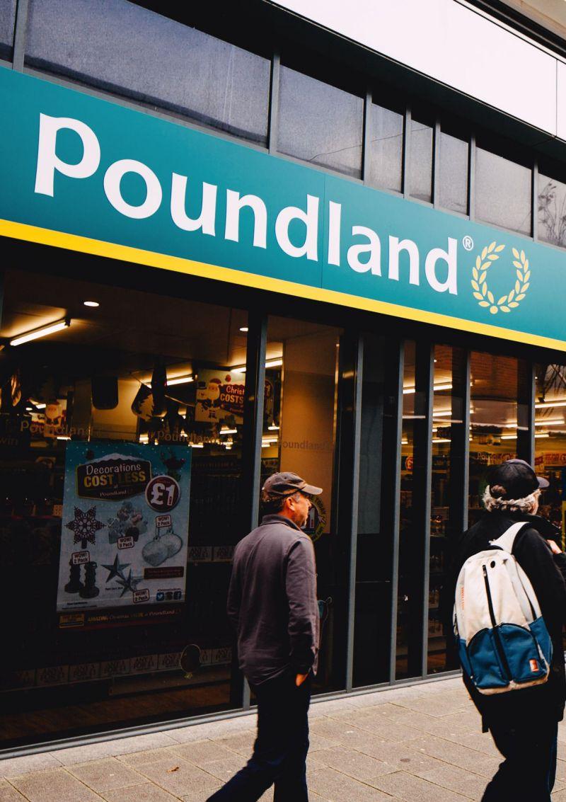 Eden Square - Poundland