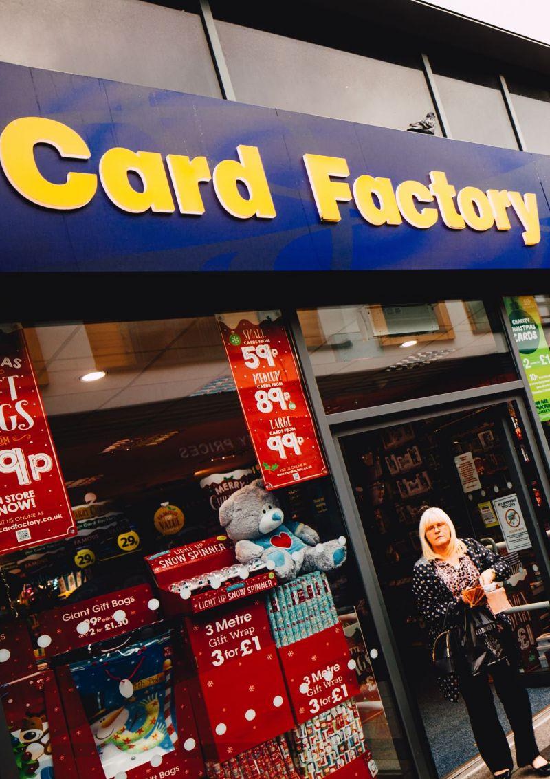 Eden Square - Card Factory