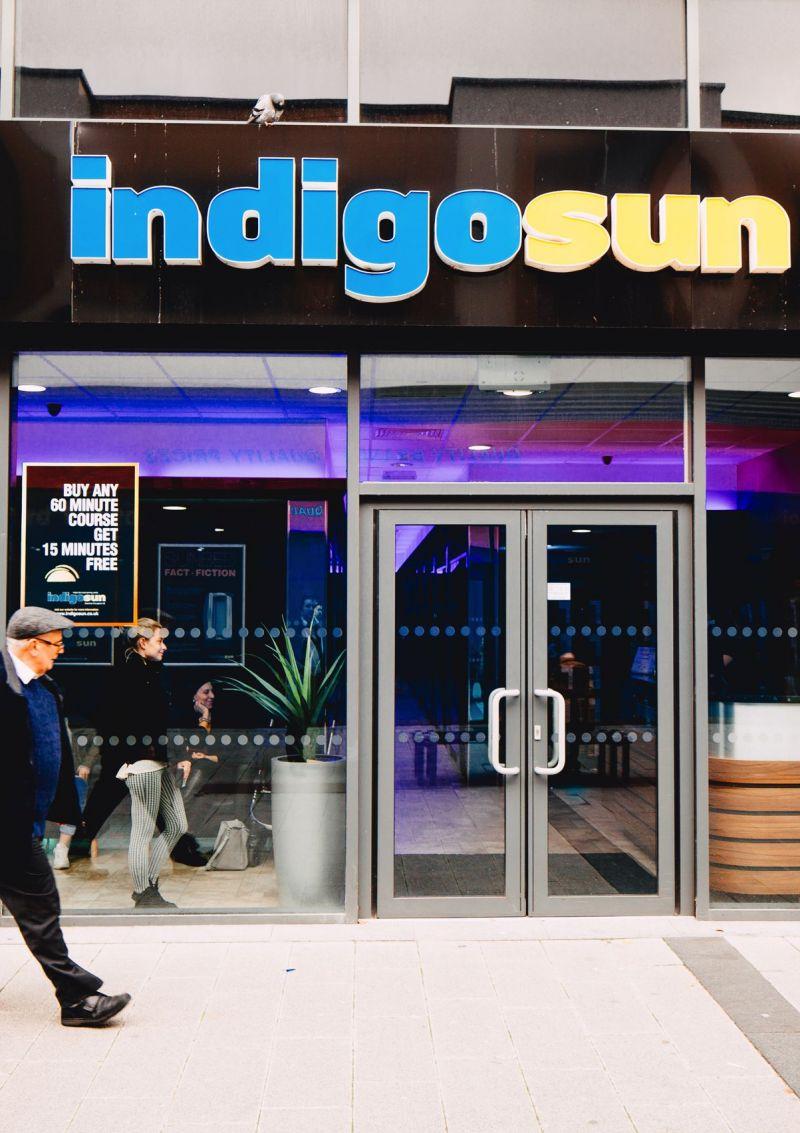 Eden Square - Indigo Sun