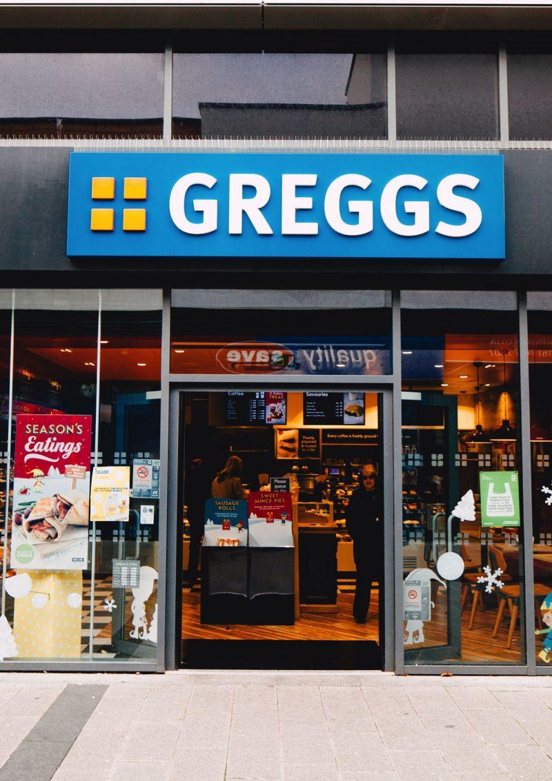 Eden Square - Greggs